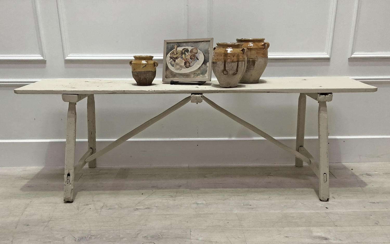 19th c French Washing Console circa 1840