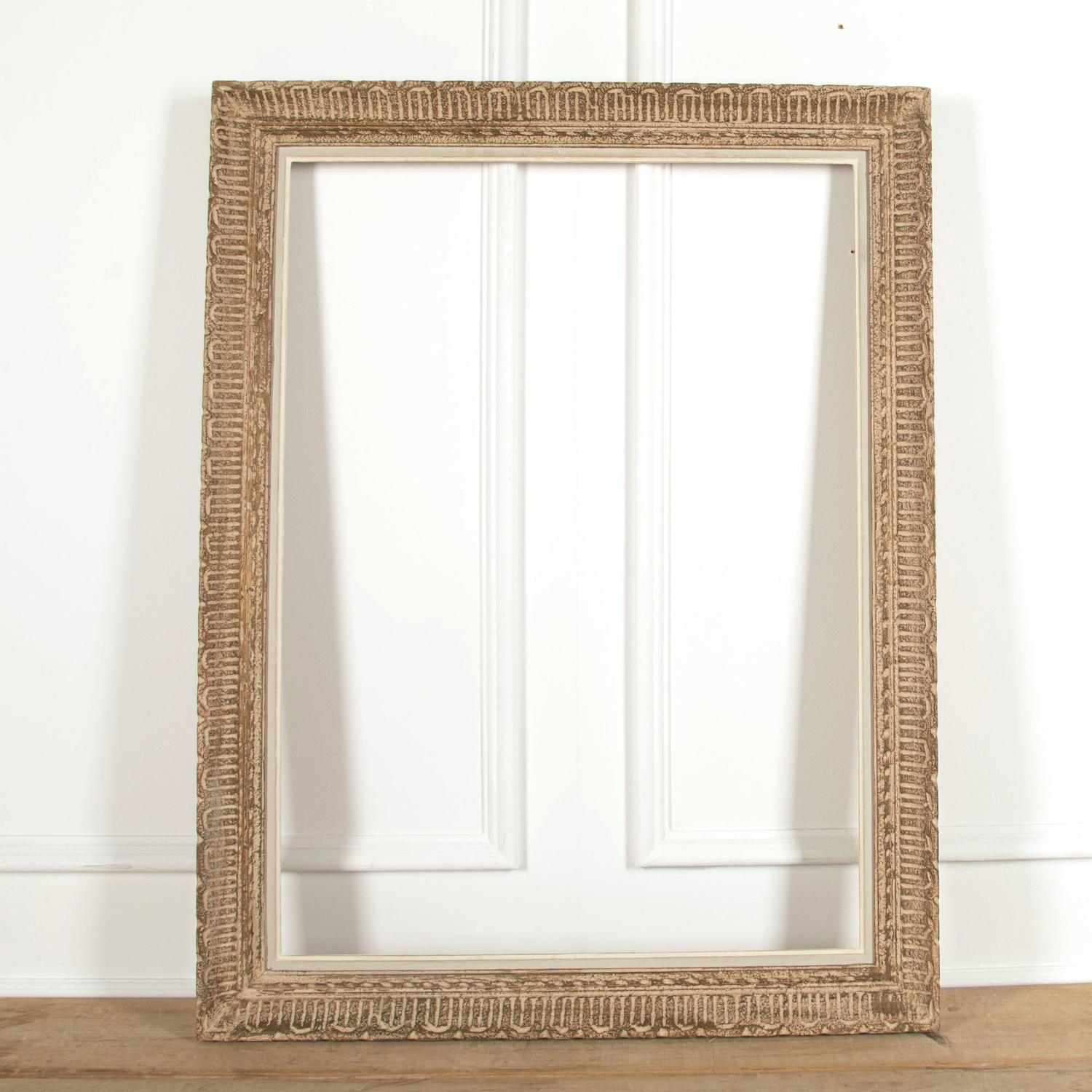 19th c French Frame - circa