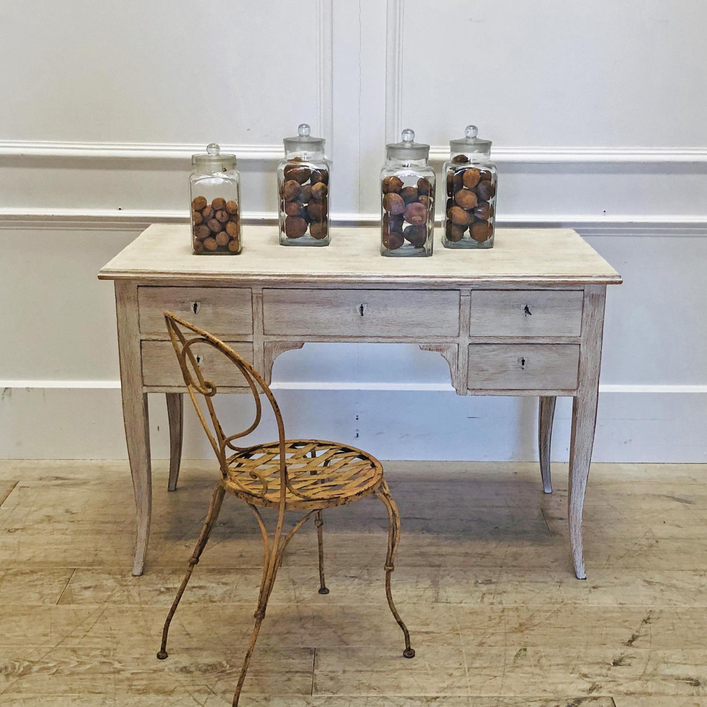 20th century Swedish Oak Desk - circa 1950