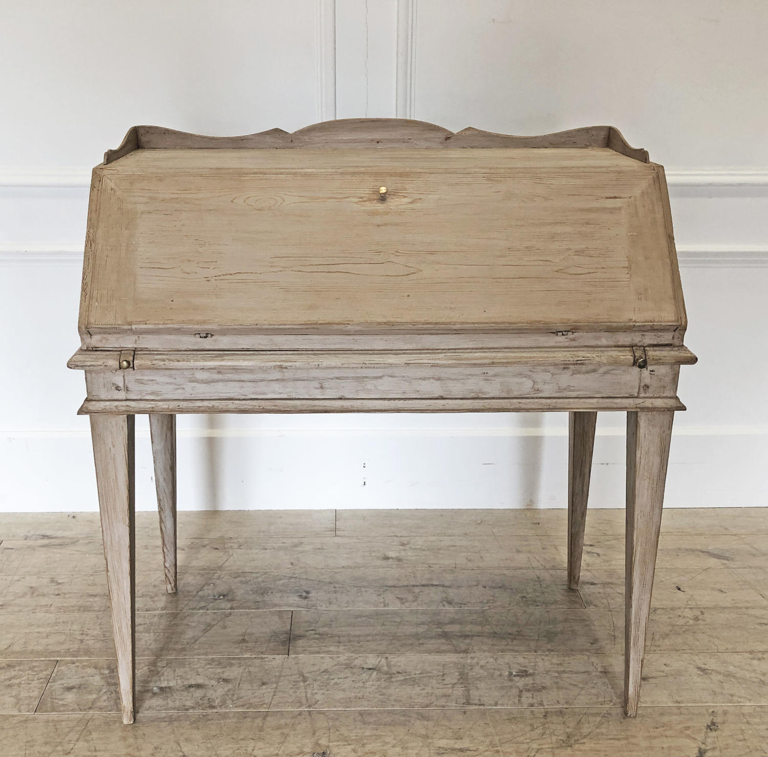 19th c French Slope-topped Desk - circa 1880