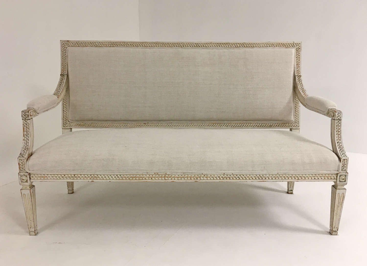 Superb 19th c Gustavian Style Sofa - circa 1840