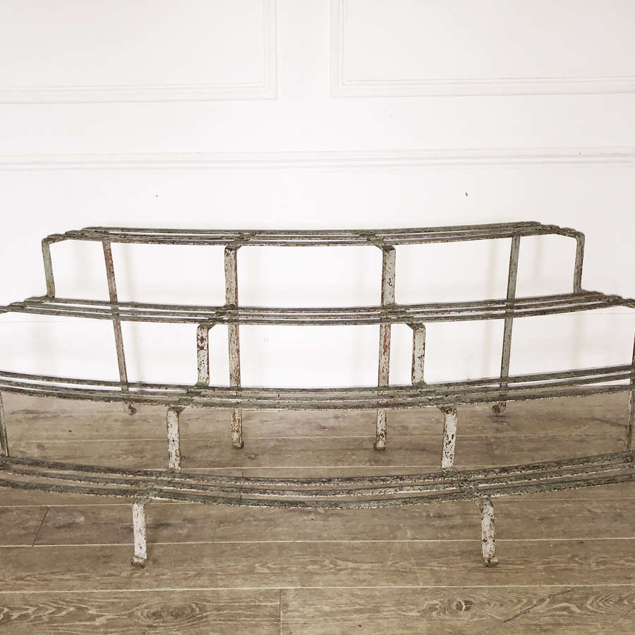 French Iron Plant Stand - Circa 1920