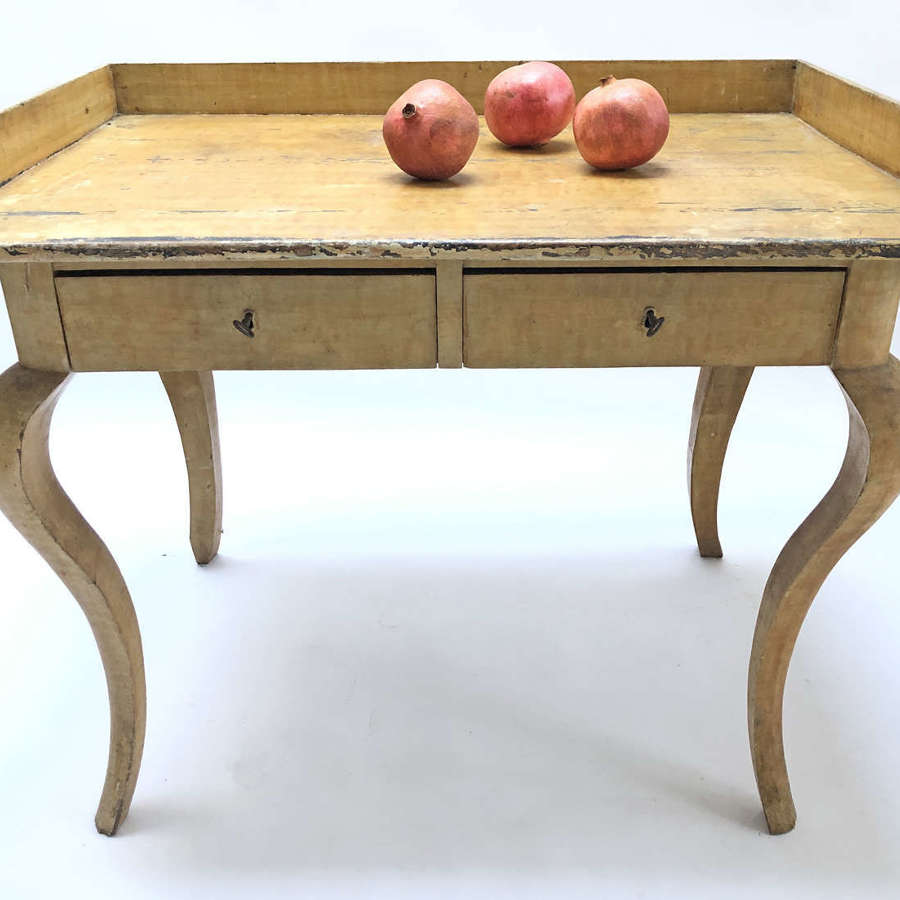 Early 19th century Swedish Writing Desk - original finish - circa 1830