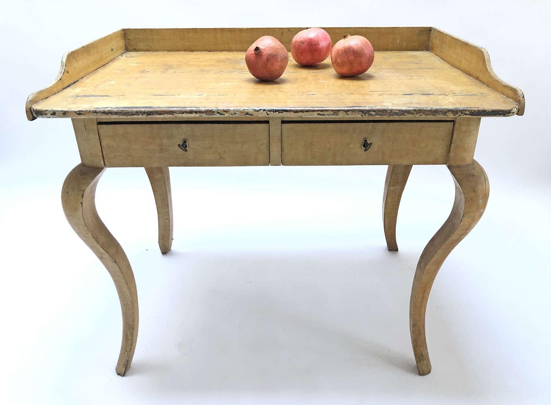 Early 19th century Swedish Writing Desk - original finish - circa 1830