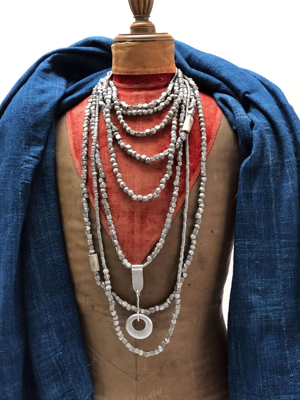 Orma Tribal Necklace - circa 1950